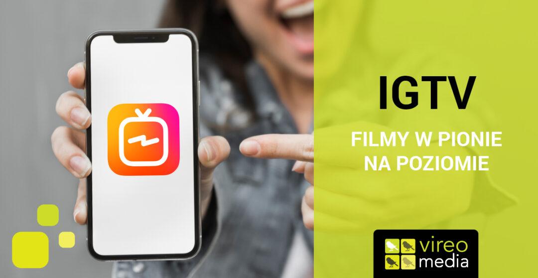 igtv - wideo na intagram