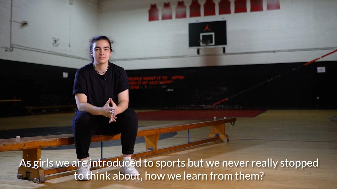 Us Girls - film promujący sport wśród kobiet