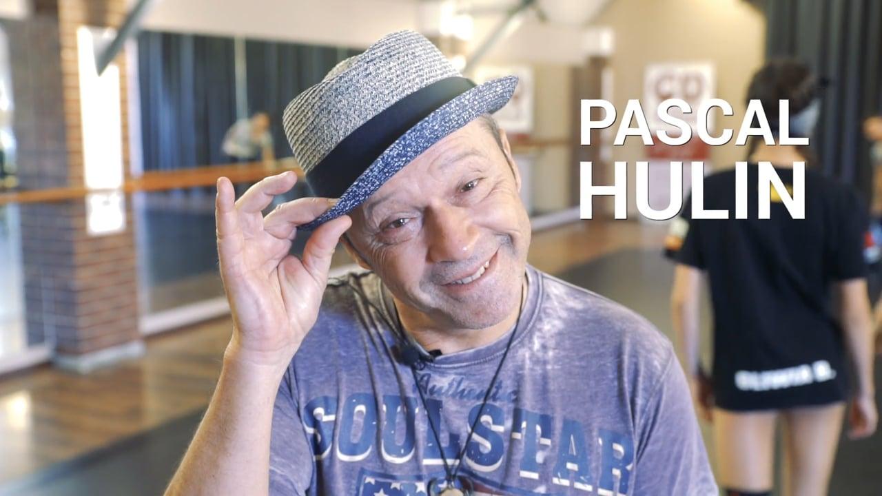 Stepowanie z mistrzami - Pascal Hulin